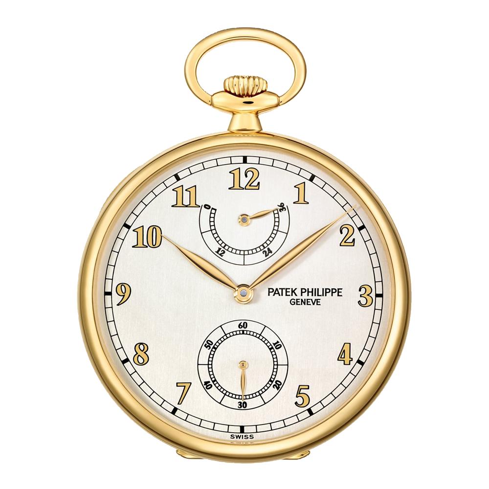 パテック フィリップ オープンフェース懐中時計